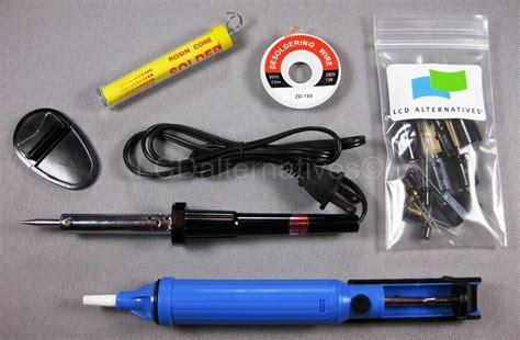 samsung lcd capacitor repair kit samsung ln46a550 soldering accessory kit capacitors for lcd tv repair v3 lcdalternatives