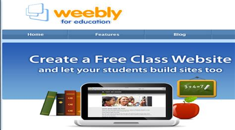 how to create a free weebly site 187 webnots video tutorials to help you create a classroom website
