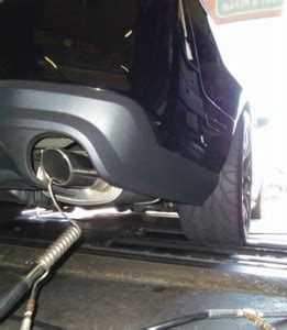 can you pass inspection with abs light on smog check and repair cbell certified