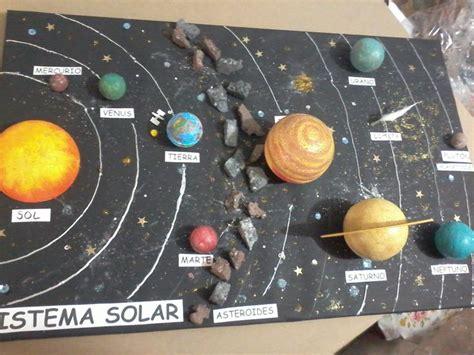 imagenes educativas el sistema solar las 25 mejores ideas sobre sistema solar maqueta en