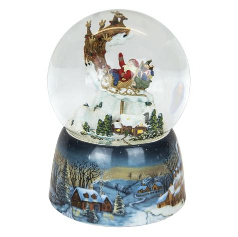 large snow globes christmas product categories snow globes santa claus the book of secrets