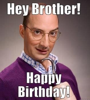 Nerd Birthday Meme - funny birthday meme for brother geek magnifique