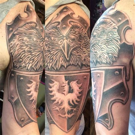 polish eagle tattoo designs eagle eagle armor anchor13tattoo