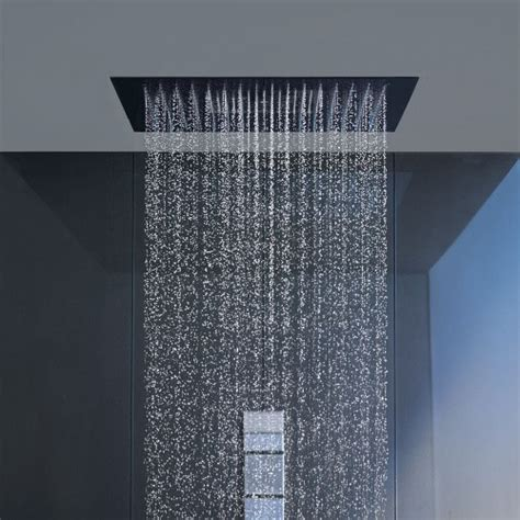 Square Hl By Heaven Lights top10 modern bathroom designs by philippe starck
