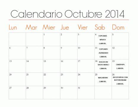Calendario Noviembre 2014 Calendarios Octubre Y Noviembre 2014 En Im 225 Genes