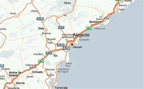 alicante location guide