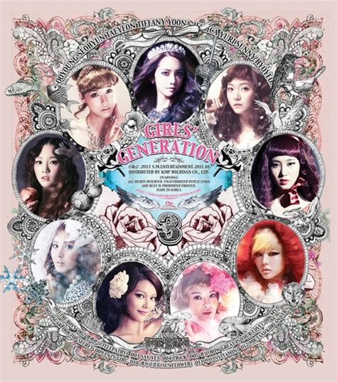 Dvd Snsd The Boys Gg