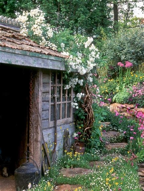 Rustic Garden Shed by Rustic Garden Sheds Rustic Shed Gardens