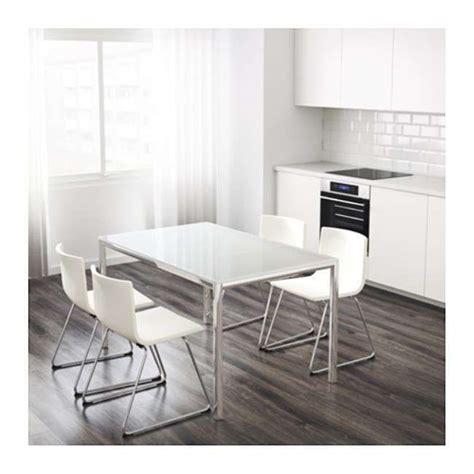 ikea tavolo bianco tavoli ikea in vetro foto design mag