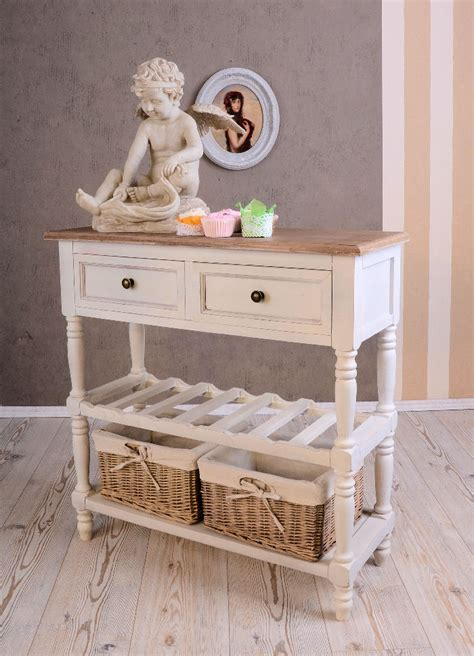 etagere landhausstil nostalgie sideboard shabby chic 233 tag 232 re r 233 tro antique