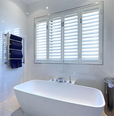bathroom shutters american shutters