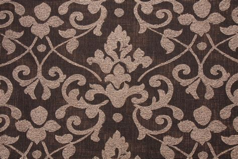 Damask Fabric For Upholstery by Robert Allen Lisbon Damask Upholstery Fabric In Marble