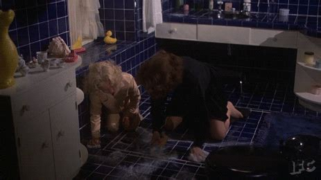 mommie dearest bathroom scene mommie gifs find share on giphy