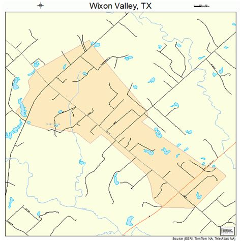 valley texas map wixon valley texas map 4879919