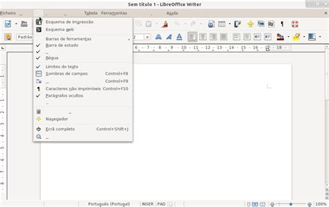 book layout libreoffice themes some menu items of libreoffice only show a dash