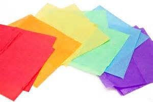 Of Tissue Paper - tissue paper packet 2p130 science supplies