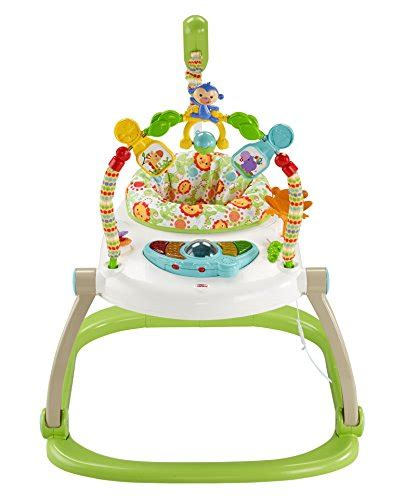 amazon jumperoo fisher price rainforest friends spacesaver jumperoo
