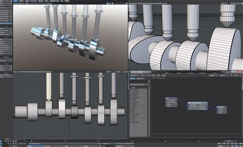 lightwave layout animation lightwave 11 6 features overview