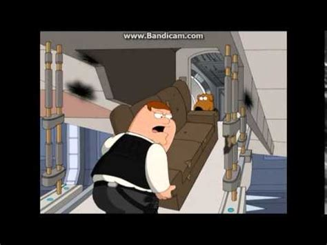 family guy couch star wars family guy star wars die couch youtube