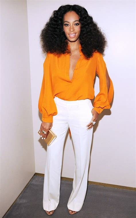 Solange Knowles Wardrobe by Color Wars Solange S 25 Best Of All Time