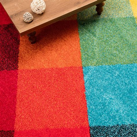 stylische runde teppiche teppiche t