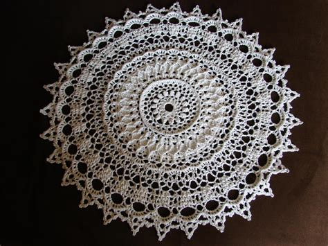 crochet doily you have to see crochet doily by doubledee516