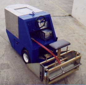 Design Form Ice Resurfacer | photos of show ice resurfacer model 3b