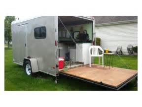 Homes For Sale In Nova Scotia Off Grid Rv Converted From Cargo Trailer