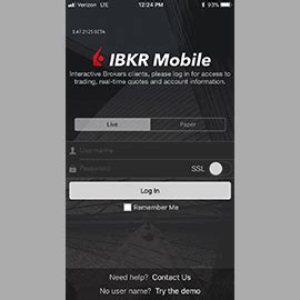 interactive brokers mobile traders academy free courses interactive brokers