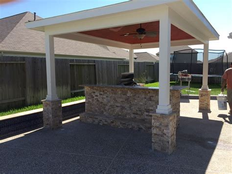 PATIO COVER IN KATY TX   HHI Patio Covers