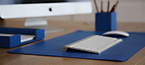 Desk Protector Pad by Soft Leather Desk Pad