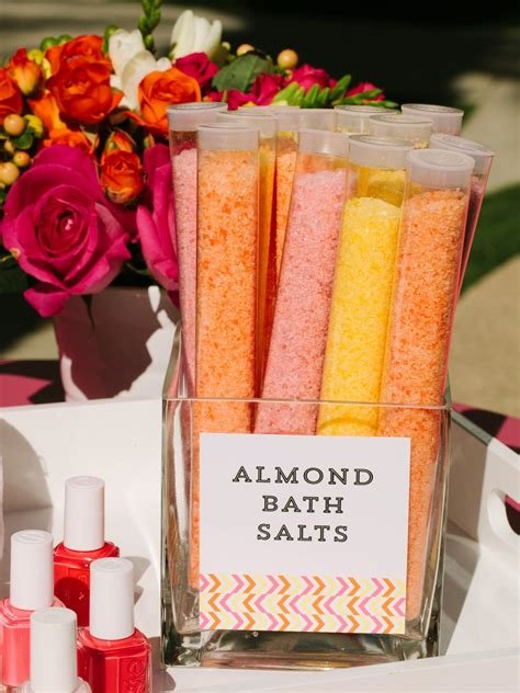how to use bath salts in the shower almond essence bath salts how tos diy