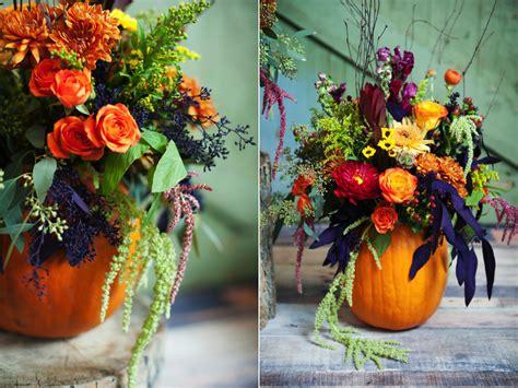 pumpkin wedding centerpieces pumpkin inspired fall wedding thanksgiving centerpieces utah florist 187 calie