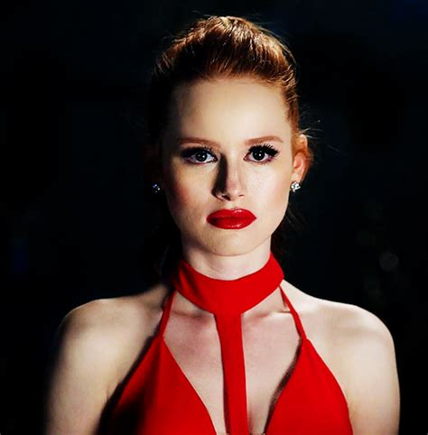 madelaine petsch series madelaine petsch as cheryl blossom in 1x11 tv show