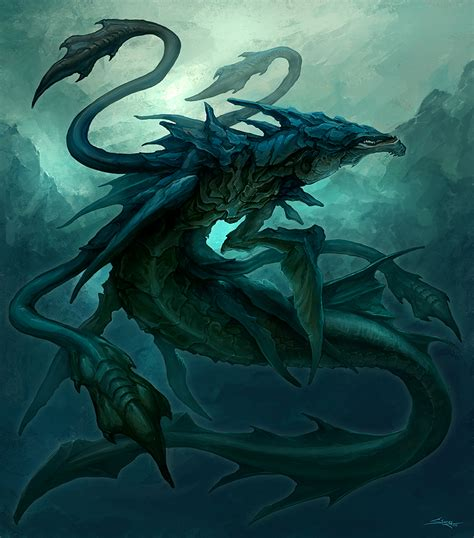 mythical creature restrained bound dragon transformation into gargantuan creatures part three the