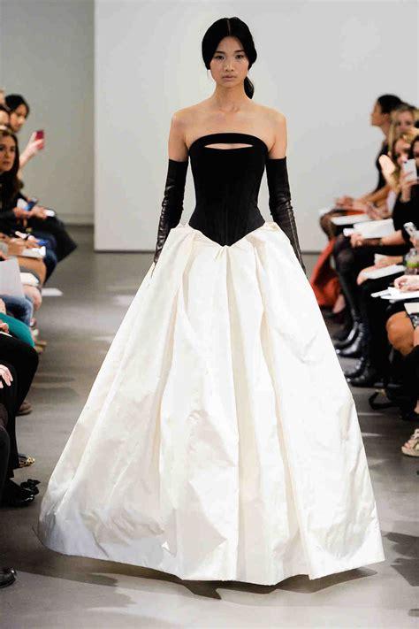 chic black wedding dress for the edgy bride martha