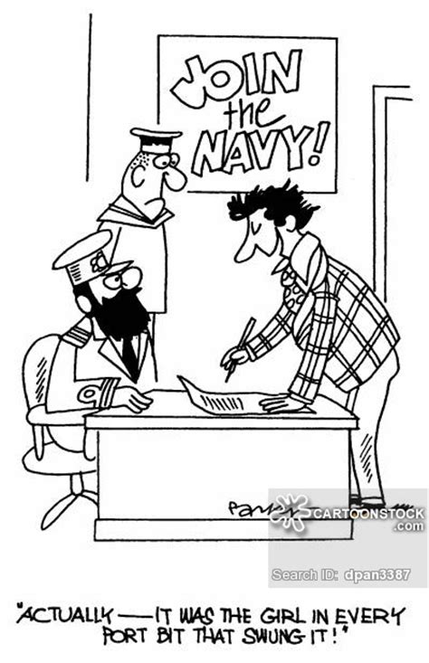 navy boat cartoon navy recruitment cartoons and comics funny pictures from