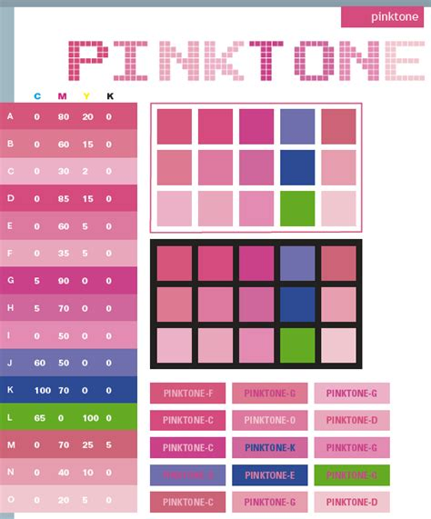 pink color schemes pink tone color schemes color combinations color palettes for print cmyk and web rgb html