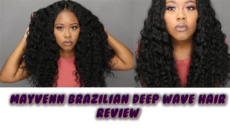 Mayvenn Hair Reviews by Mayvenn Wave Hair Review