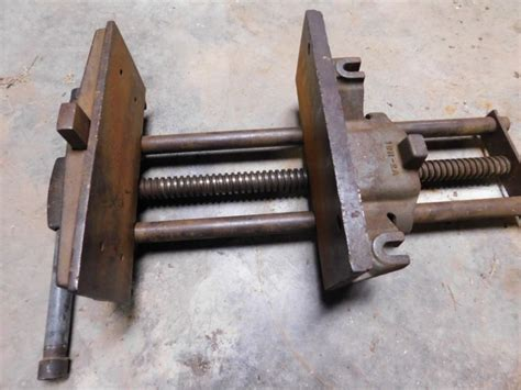 under bench vice columbian woodworking vise shop collectibles online daily