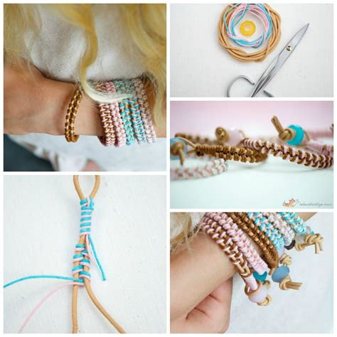 how to make easy jewelry fast and easy ways to do a fashionable bracelets