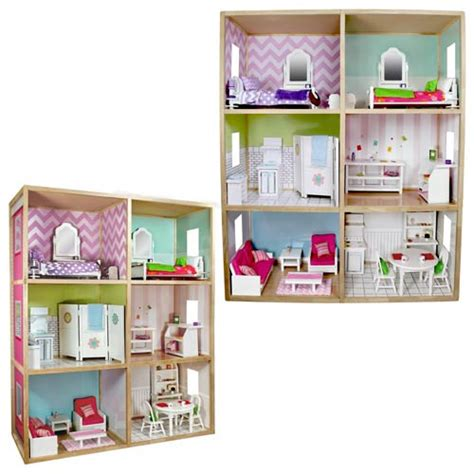 my girls doll house my girls dollhouse modern home wicked cool toys my girls dollhouse dolls at