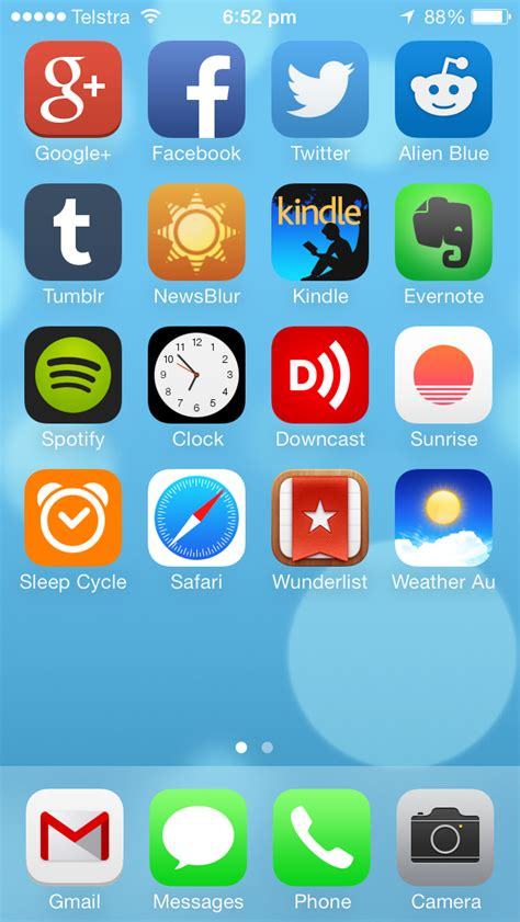 my iphone apps march 2014