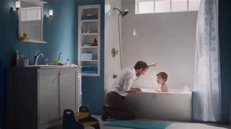 kohler commercial actress delta faucet tv spot to the mess makers shower song by