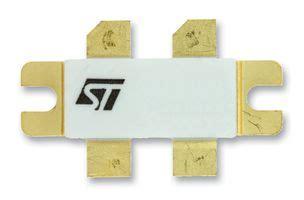 transistor mosfet sd2942 sd2942 stmicroelectronics rf fet transistor 130 v 40 a 500 w m244 newark element14