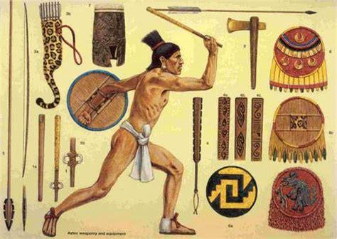 imagenes de armas aztecas miniaturas jm 187 uniformologia 187 uniformes los aztecas
