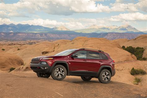 Jeep Trailhawk 2015 Detail Changes For 2015 Ram Jeep Models
