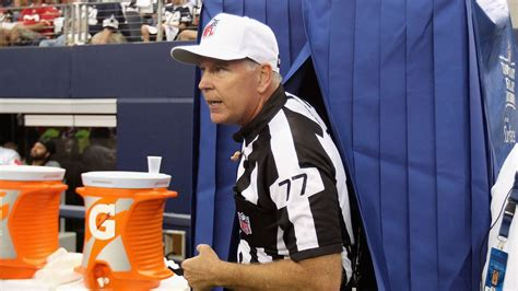 terry crews nfl salary 49ers raiders officials terry mcaulay to be referee