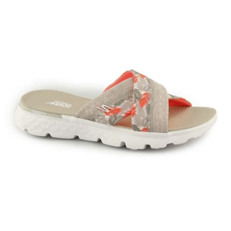 Nature Sandal Slippers Shoe Sandals Tropical Style Sandals skechers on the go 400 tropical mule flip flop coral shuperb
