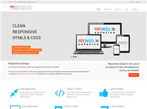 Business Phlet Template business plate free website template free css templates